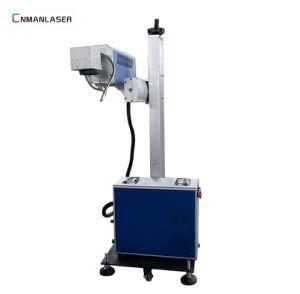 10W 20W de Teller van de Laser van Co2 van de Fles van het Water van de Datum van het Etiket/CNC Machine