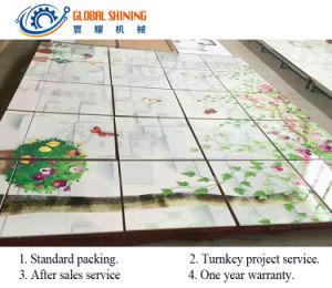 Глобальные яркий Plexglass цифровой струйной печати 3D-UV печатной машины