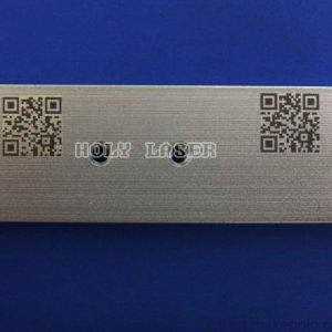 Dog Tag marcadora láser de fibra óptica a bajo precio