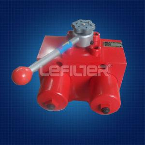 Duplex Sdrlf Leemin Grande Linha de Retorno da Taxa de fluxo do alojamento do filtro para o sistema hidráulico