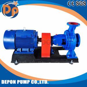 A extremidade do motor eléctrico da bomba de água centrífuga de Sucção