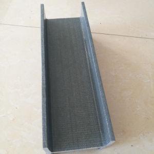 FRPボックス鉄、GRPのU鋼鉄、ガラス繊維チャネル