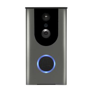 Кольцо домашней безопасности WiFi видео двери телефон с крытым музыки прозвучит звуковой сигнал