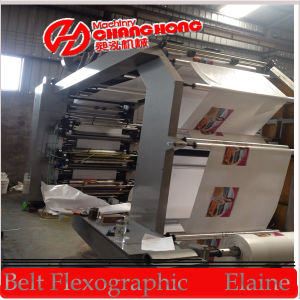 Impresora flexográfica para la bolsa de plástico (CH886)