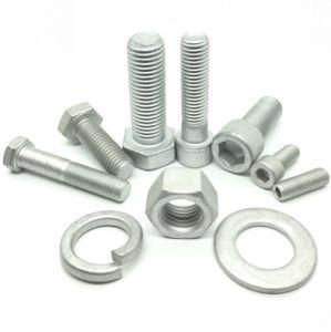 pièces de rechange de précision l'outil à main standard vis et écrous