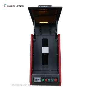 Mini ordenador de sobremesa de la etiqueta de la tarjeta inteligente con el ordenador la máquina de marcado láser