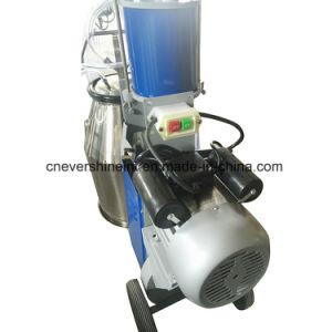 省力化のための電気単一牛移動可能な搾り出す機械