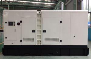 80kw/100kVA 디젤 - 강화된 침묵하는 발전기 (GDC100*S)