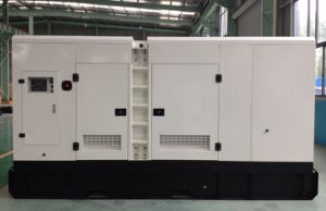 dieselbetriebener leiser Generator 80kw/100kVA (GDC100*S)