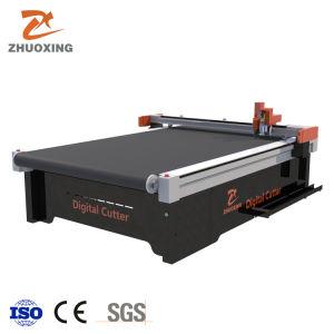Máquina de Corte Dieless automática para equipamento para palmilhas com Sistema Automático de Alimentação