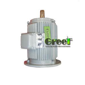 80kw rpm baixa gerador de Íman Permanente, hidro-turbina, gerador de Turbinas Eólicas