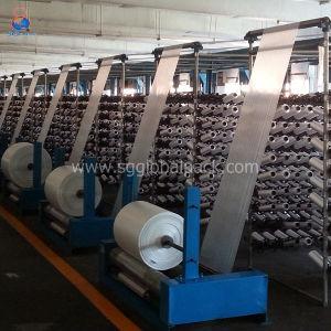 Haltbares weißes gesponnenes Polypropylen-Gewebe für das landwirtschaftliche Verpacken