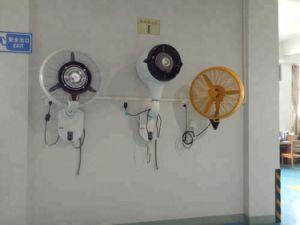 Jardim Usado Electric montados na parede embaciamento por evaporação ventiladores do arrefecedor de ar