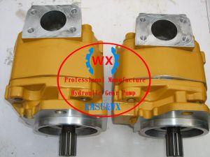 본래 Komatsu Wa450를 위한 바퀴 로더 Wa470 Hyd 펌프. 바퀴 로더 Wa420 Hyd 전송 펌프 705-12-40040