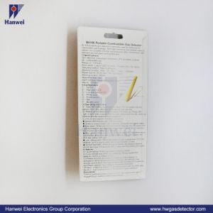 手持ち型のペンタイプLPG/C3h8/Propaneのガスの漏出探知器(BX166)