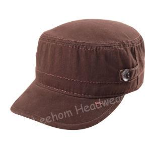 卸し売り方法によって洗浄される余暇の軍の軍隊の帽子
