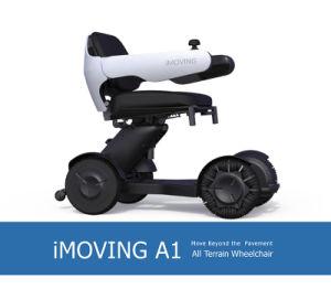 Comercio al por mayor ancianos Traducción: Portátil Scooter Scooter de movilidad eléctrica a las 4 ruedas para minusválidos