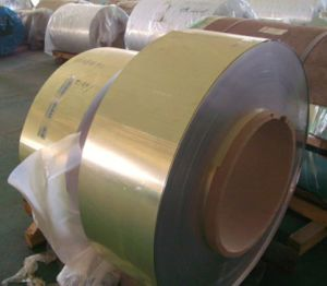 De geanodiseerde Strook van de Rol van het Aluminium voor de Elektronika Van de consument