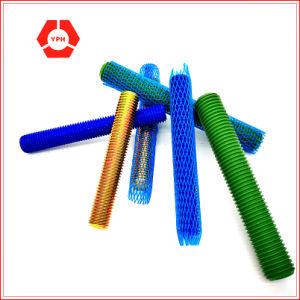 La norma DIN 975 Acero al carbono de la barra de rosca