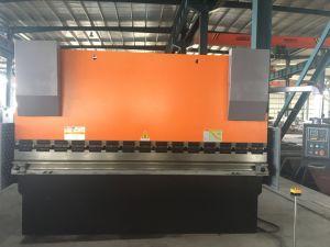 Wc67y 200t 6000 dobradeira Folha CNC máquina de dobragem da placa