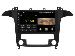 Witson Double DIN Car DVD GPS para a Ford S-Max 2008-2010