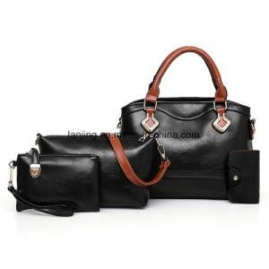 Nobre e elegante Fashion mulheres PU Definir Malas Senhora Hanbag