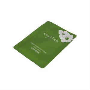 Folha de alumínio puro personalizados Ecológico de embalagem de cosméticos de plástico