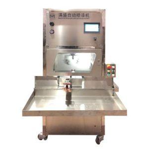 Pulverización automática la máquina para el pequeño juguete