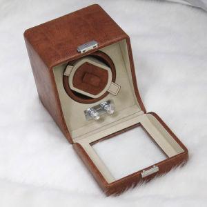 Vidros de relógio de couro de elevador de vidros de relógio único de elevador de vidros de relógio automático