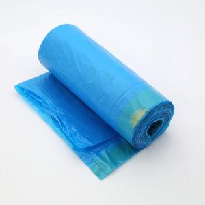 Biodegradable13ガロンのドローストリングのごみ袋