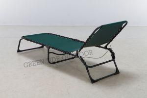 Для использования вне помещений мебелью для отдыха на пляже складывания кемпинг кресло-кровать