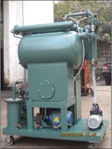 Zhongneng Zy-50 Portable de vacío de una etapa de la máquina del filtrado de aceite aislante