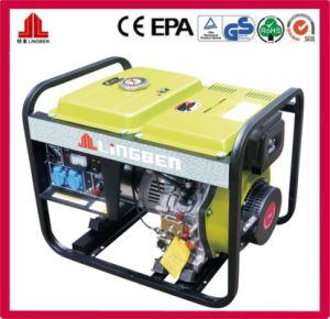 2kw Open Type Diesel Generator (LB2000CXE)