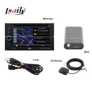 HD che aggiorna sistema Android con il navigatore di GPS (JVC, 800*480)