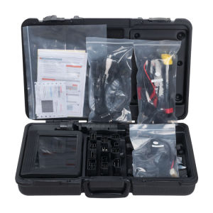 Lancez le connecteur X431 V 8 pouces plein système Auto Scanner avec WiFi/Bluetooth outil de diagnostic