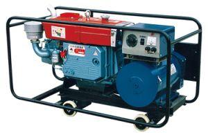 3kw de Draagbare Diesel van het Frame van de Prijs van de Fabriek 3.75kVA Open GF1 Reeks van de Generator met Goede Verschijning