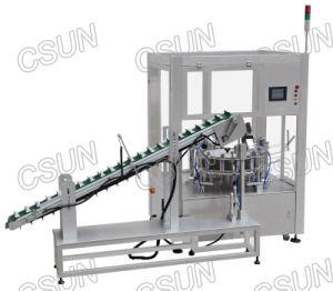 Máquina de envasado vertical automática ( CS-50A ).