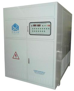 Generator Testのための三相500kw負荷バンク