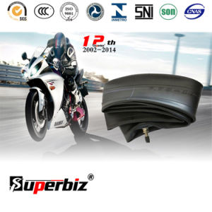 Taiwán calidad natural de la motocicleta de 18 pulgadas el tubo interior (2.75-18)