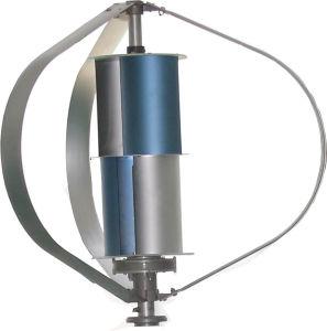 AC 12V/24V 500W Q-типа небольшой вертикальной оси ветровой турбины Maglev