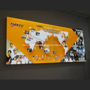 Индикатор Boxdisplay торговой выставки стенд рекламной продукции