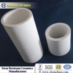 酸化アルミニウムのAbrasiomの抵抗力があるくねりの管はさみ金の陶磁器の並べられた管