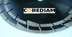het 16Inch/400mm Gesinterde Blad van de Zaag van het Asfalt met het Speciale Hulpmiddel van het Segment/Diamant