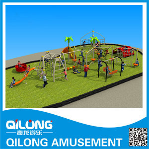 Campo da giuoco Equipment per Kids Outdoor (QL14-134D)