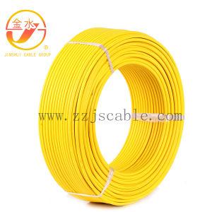 350V isolamento de PVC Condutor de cobre do fio jaqueta de Nylon
