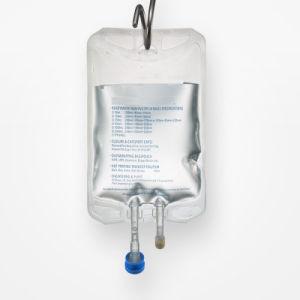 aa2842af3 Bolsa de infusión médica desechable de la película del No-PVC ...
