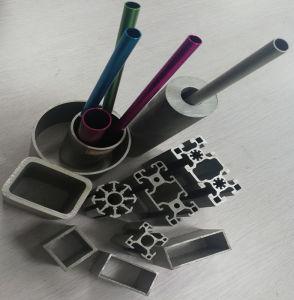 Fabricado en China tubo de aluminio, tubo de aleación de aluminio extruido Seamless