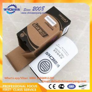 Hete Filter van de Olie van de Motor van Weichai van de Verkoop 61000070005 10000424655 4110000556209