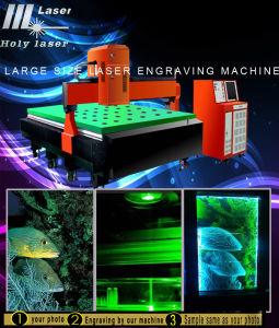 machine à gravure laser de grande taille (HSGP-L)