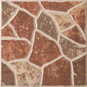Glazed Porcelain Rustic Tile